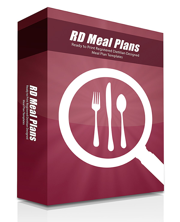 30 Day Meal Plans Series